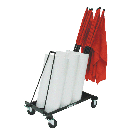 Jarvis Flag Cart