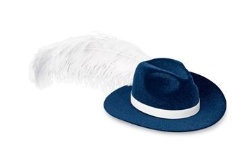 Single Ostrich Feather – Plume