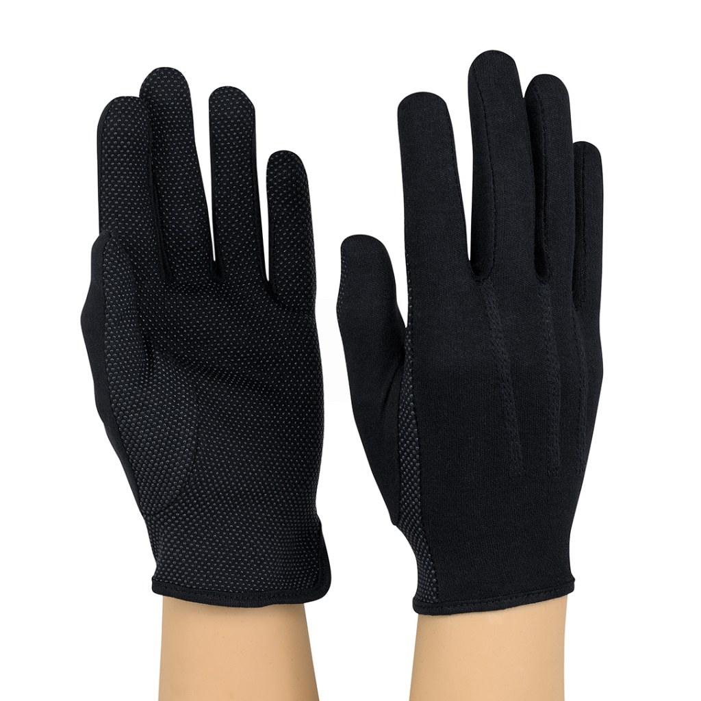 StylePlus Sure-Grip Gloves – Black