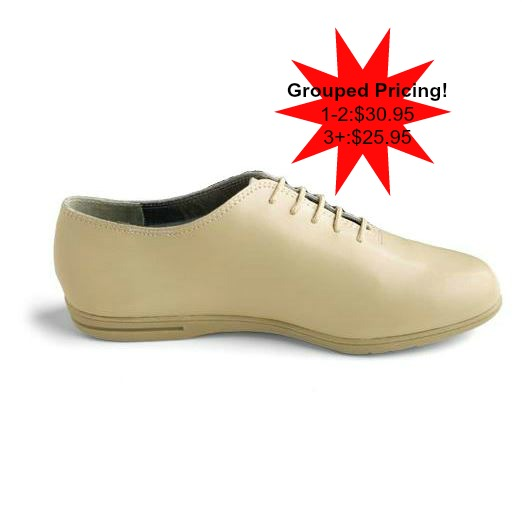 Stinger Guard Shoes – Nude