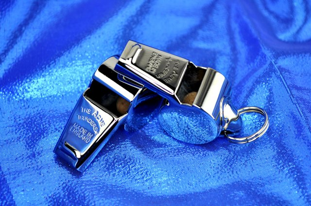 Acme Thunderer Whistle (#60.5) – DSI