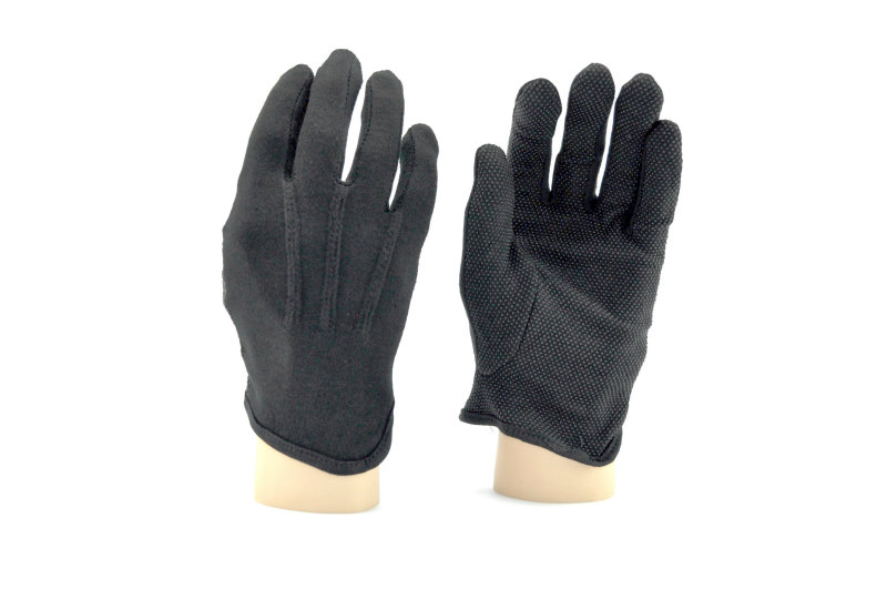 Sure Grip Gloves Black Peacocks Marching World