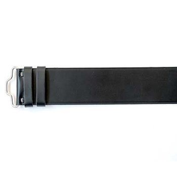 Plain Hide Kilt Belt