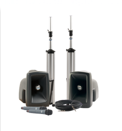 MegaVox Pro Dual Channel Deluxe Package