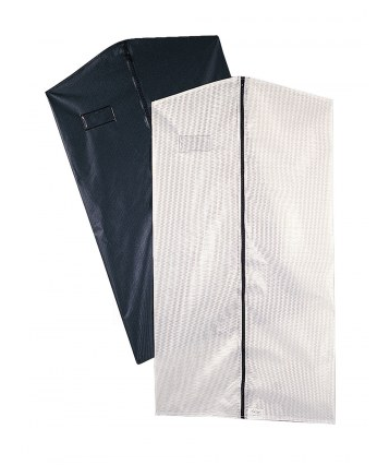Heavy Duty Garment Bag 44″ – Clear Mesh – StylePlus