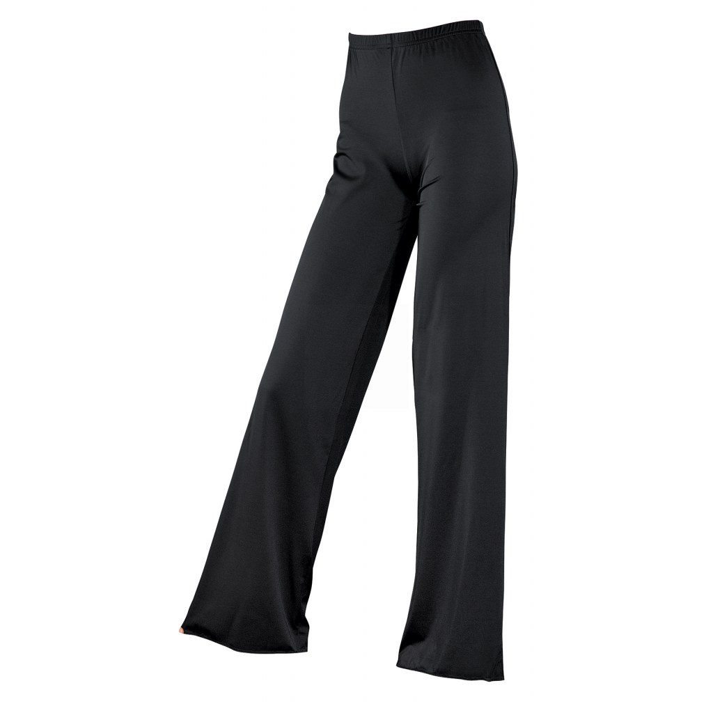 LYCRA Jazz Pants In Black