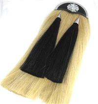 Horsehair Firefighter Sporran With Pocket
