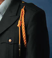 Single Strand One Color Citation Cords