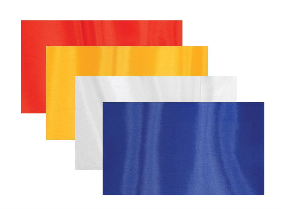 StylePlus V-1 Poly China Silk Flag (27″ X 44″)