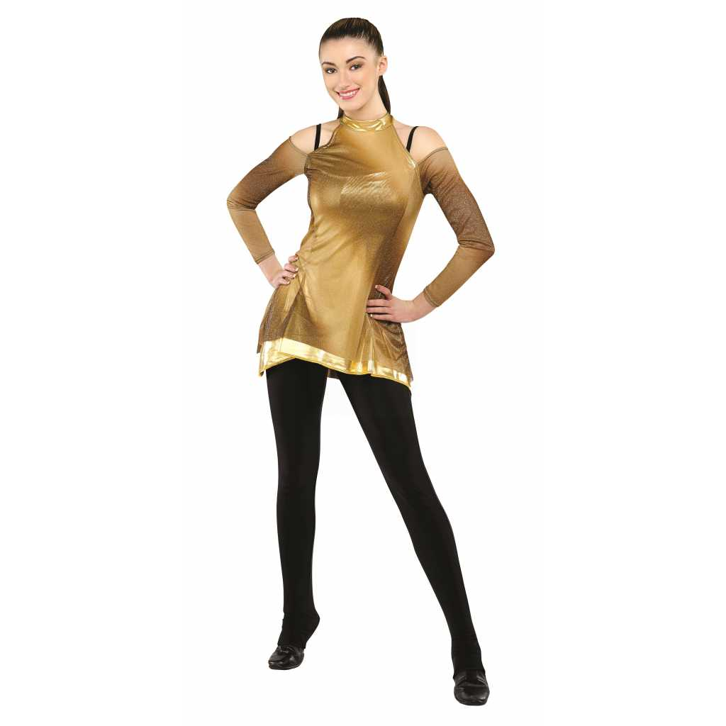 Allure Tunic – Gold