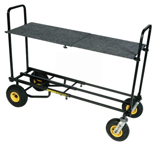 RockNRoller Multi-Cart Shelf Kit