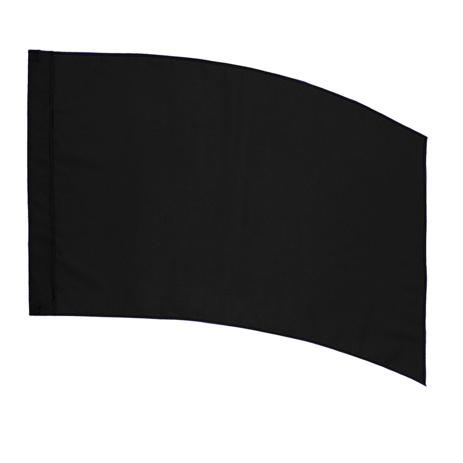 DSI Curved Or Arced Rectangle PCS Practice Flags