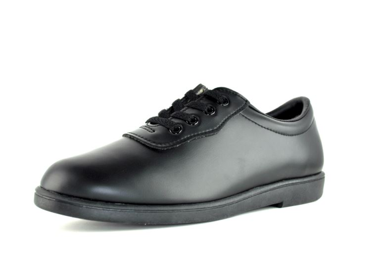 #407 Glide Marching Shoes – Black