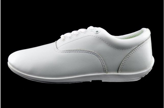 Drillmasters Marching Shoes – White