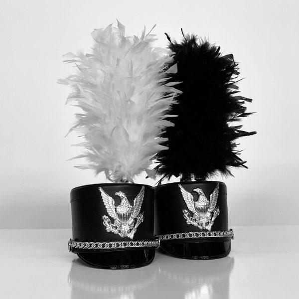 French Upright Plumes