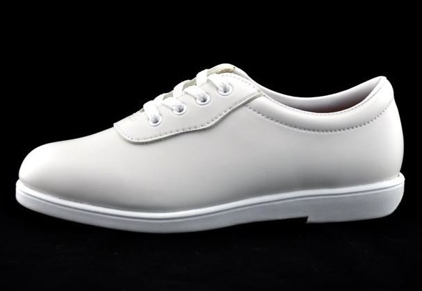 #405 Glide Marching Shoes – White