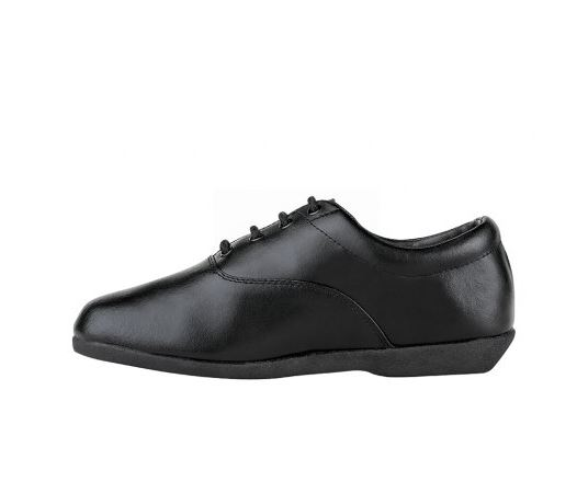 Pinnacle Marching Shoes – Black