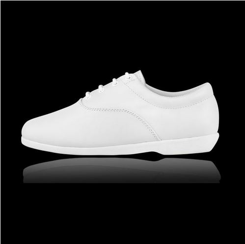 Pinnacle Marching Shoes – White