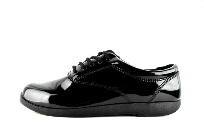 Patent Showstopper Marching/Concert Shoes