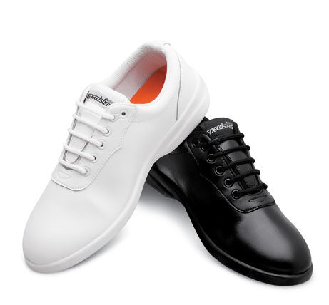 Speedsters Marching Shoes – White
