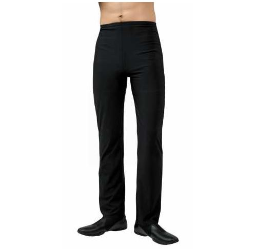 StylePlus Essential Male Pants – Black