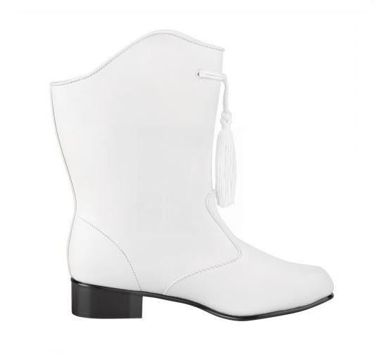 StylePlus Leather Majorette Boots