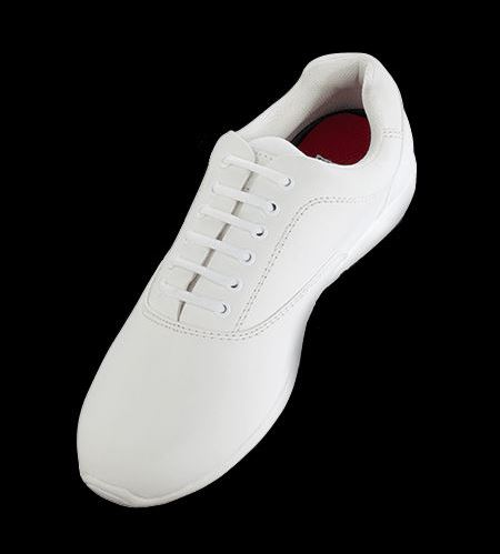 Velocity Marching Shoes – White